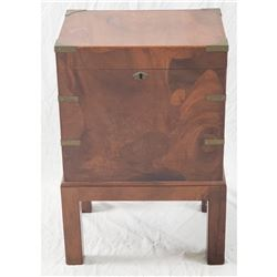 Collectible - Indonesian Locking Chest