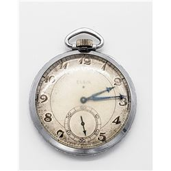 Collectible - Elgin 17 Jewel Pocket Watch