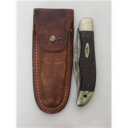 Collectible - Case XX Folding Pocket Knife