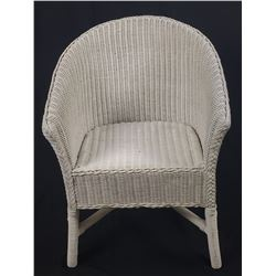 Collectible - Palecek Wicker Chair