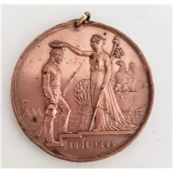 Collectible - Tiffany & Co., Civil War Medal