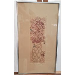 Collectible - Oriental Block Print