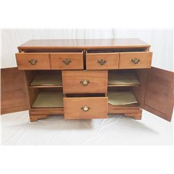 Collectible - Amish Heritage Colonial Sideboard