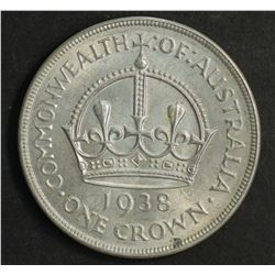 Australia 1938 Crown Uncirculated