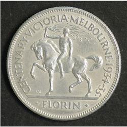 Australia Florin 1935