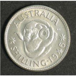 Australia Shilling 1946