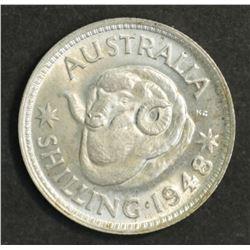Australia Shilling 1948