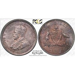 Australia Shilling 1913