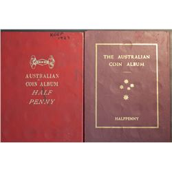 Australia Halfpenny Sets (2)