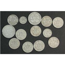 Australia Edward VII Coins