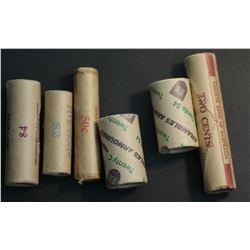 Australia Decimal Mint Rolls