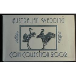 Australia 2002 Wedding Set