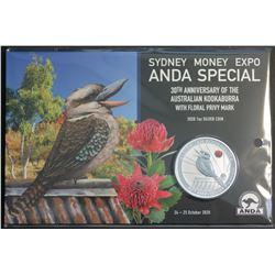 Australia Anda Special 30th Anniversary Kookaburra