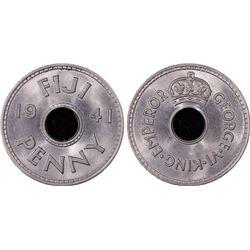 Fiji Penny 1941