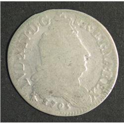 France 10 Sols 1705 Metz