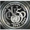 Image 2 : France 5 Franc Silver Proof 1995