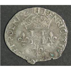 France Gros 1550 Paris Mint