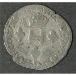 France Henry III Demi Gros