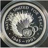 Image 1 : Great Britain 1995 2 Pounds UN Proof