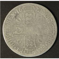 Great Britain Crown 1672