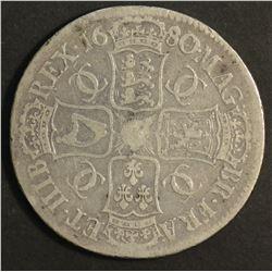 Great Britain Crown 1680