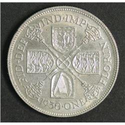 Great Britain Florin 1930