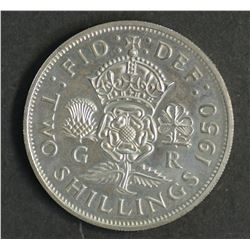 Great Britain Florin 1950 Proof