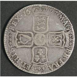 Great Britain Half Crown 1697