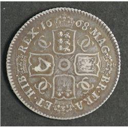 Great Britain Shilling 1668
