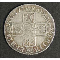 Great Britain Shilling 1709