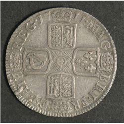 Great Britain Shilling 1711