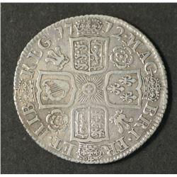 Great Britain Shilling 1712
