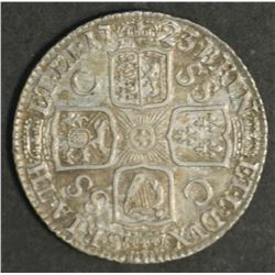 Great Britain Shilling 1723 SSC