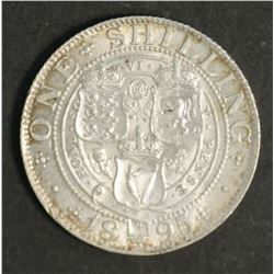 Great Britain Shilling 1895