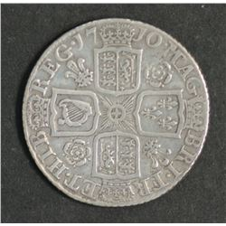 Great Britain Shilling 1710