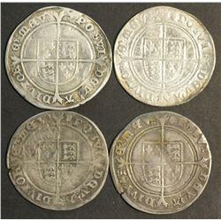 Great Britain Shillings Edward VI