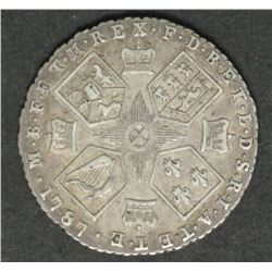 Great Britain Sixpence 1787