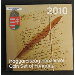 Hungary 2010 Uncirculated Sets (2)