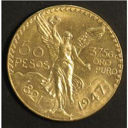 Mexico 50 Peso 1947