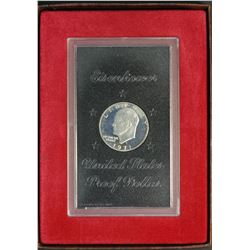 USA Ike Dollar Proof