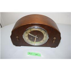 Black Forest Mantle Clock (Needs Repair)