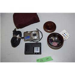 Digital Camera and Gemstones