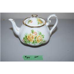 """Royal Albert """"Tea Rose"""" Teapot"""