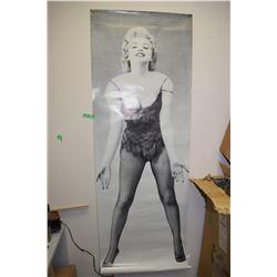 Large Marilyn Monroe Poster