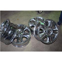 Mag Wheels Dodge 18x8 6 Bolt