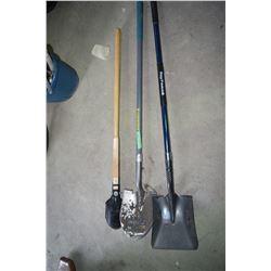 Digging Tool Lot (Fairly New!)