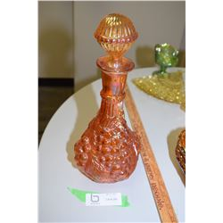 Carnival Style Wine Bottle
