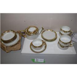 Hand Painted Nippon Tea Set