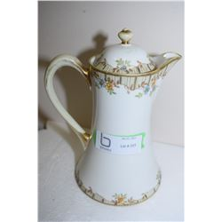 Hand Painted Nippon Teapot