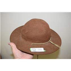 Antique Boy Scouts Hat